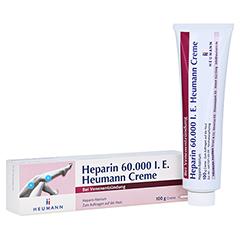 Heparin 60000I.E. Heumann 100 Gramm N2