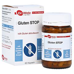 GLUTEN Stop Dr.Wolz Kapseln 60 Stück