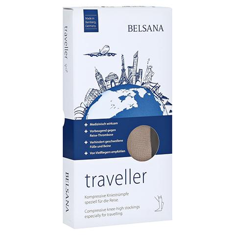 BELSANA traveller AD L schwarz Fuß 2 39-42 2 Stück