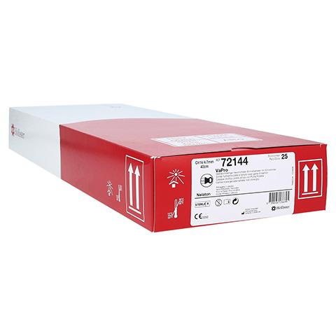 VAPRO Einmalkatheter Nelaton Ch 14 40 cm 25 Stück