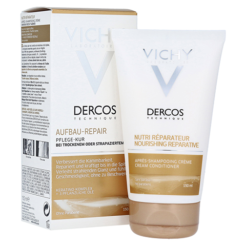 Vichy Dercos Aufbau-Repair Kur 150 Milliliter