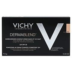 VICHY DERMABLEND Kompakt-Creme 25 10 Milliliter - Vorderseite