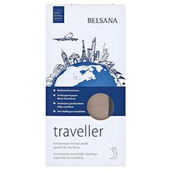 BELSANA traveller AD L schwarz Fuß 2 39-42 2 Stück - Vorderseite