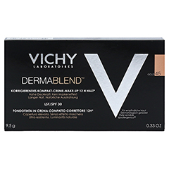 Vichy Dermablend Kompakt-Creme-Make-up Nr. 45 10 Milliliter - Vorderseite