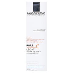 La Roche-Posay Redermic C Anti-Falten-Creme 40 Milliliter - Vorderseite