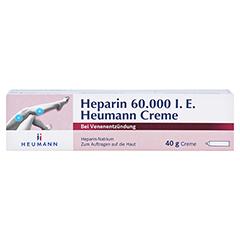 Heparin 60000I.E. Heumann 40 Gramm N1 - Vorderseite