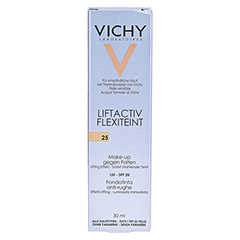 Vichy Liftactiv Flexiteint Make-up Fluid Nr. 25 Nude 30 Milliliter - Vorderseite