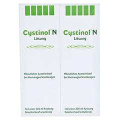 Cystinol N Lösung 200 Milliliter - Vorderseite