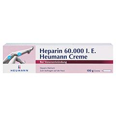 Heparin 60000I.E. Heumann 100 Gramm N2 - Vorderseite