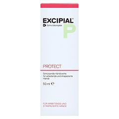 Excipial Protect Creme 50 Milliliter - Vorderseite