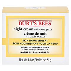 BURT'S BEES Skin Nourishment Night Cream 141 Gramm - Vorderseite