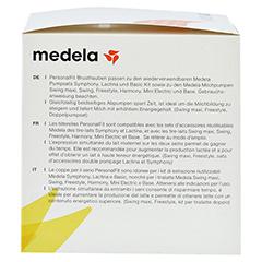 MEDELA Personal Fit Brusthaube Gr.XXL 2 St 1 Packung - Rechte Seite
