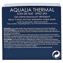Vichy Aqualia Thermal Nacht Spa 75 Milliliter - Rechte Seite