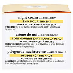 BURT'S BEES Skin Nourishment Night Cream 141 Gramm - Rechte Seite