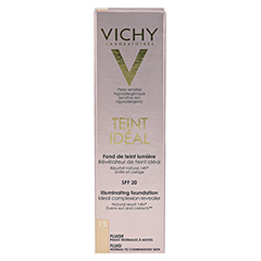 Vichy Teint Ideal Fluid 15 30 Milliliter - Rückseite