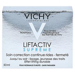 Vichy LIFTACTIV SUPREME Tagescreme normale Haut 50 Milliliter - Rückseite