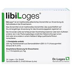 LibiLoges 180 Stück - Rückseite