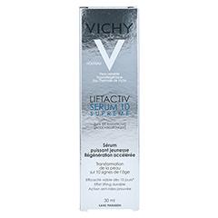 Vichy LIFTACTIV SUPREME Serum 10 Konzentrat + gratis VICHY LIFTACTIV Nachtcreme 15 ml 30 Milliliter - Rückseite
