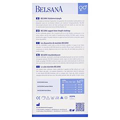BELSANA traveller AD L schwarz Fuß 2 39-42 2 Stück - Rückseite
