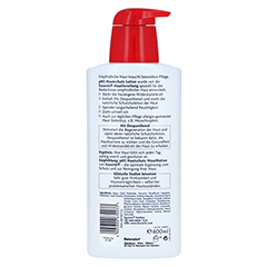 EUCERIN pH5 Intensiv Lotio m.Pumpe 400 Milliliter - Rückseite