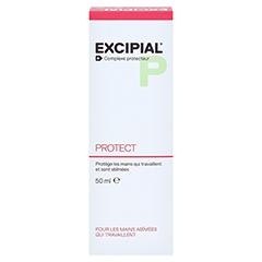 Excipial Protect Creme 50 Milliliter - Rückseite