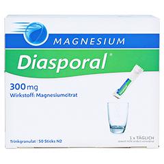 MAGNESIUM DIASPORAL 300 mg Granulat 50 Stück N2 - Vorderseite