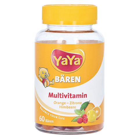 YaYaBären Multivitamin Fruchtgummis 60 Stück
