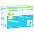 Ginkgo-1A Pharma 40mg 120 Stück N3