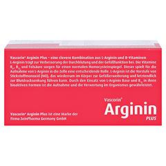 VASCORIN Arginin Plus Kapseln 240 Stück - Oberseite