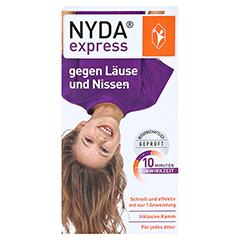 NYDA express Pumplösung 50 Milliliter - Vorderseite