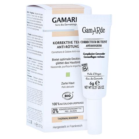 GAMARDE Anti-Rötung Corrector Creme 6 Milliliter