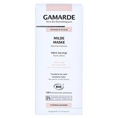 GAMARDE milde Maske 40 Milliliter - Vorderseite