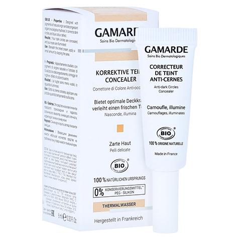 GAMARDE Concealer Creme 6 Milliliter