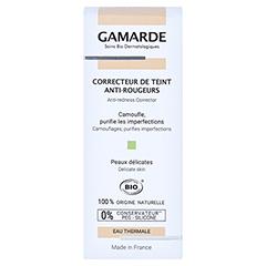 GAMARDE Anti-Rötung Corrector Creme 6 Milliliter - Rückseite