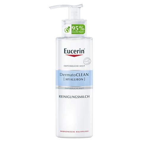 EUCERIN DermatoCLEAN Hyaluron Reinigungsmilch 200 Milliliter