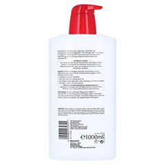 Eucerin pH5 Waschlotion Pumpspender Sondergröße 1000 Milliliter - Rückseite