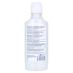 GUM Original White Mundspülung o.Alkohol 500 Milliliter - Rückseite