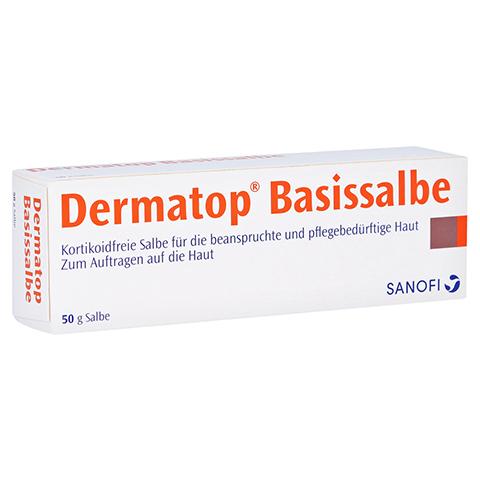 Dermatop Basissalbe 50 Gramm