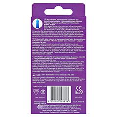 DUREX Gefühlsecht extra feucht Kondome 10 Stück - Rückseite