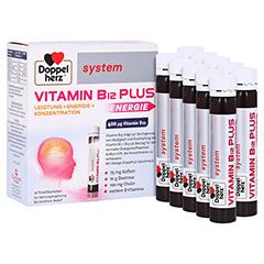 Doppelherz system Vitamin B12 Plus Trinkampullen 10x25 Milliliter