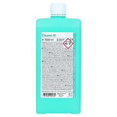 CLEANER Dosierflasche Konzentrat 1000 Milliliter - Rückseite