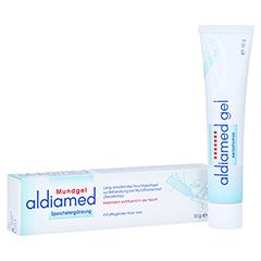 Aldiamed Mundgel zur Speichelergänzung 50 Gramm