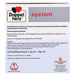 Doppelherz system Vitamin B12 Plus Trinkampullen 30x25 Milliliter - Rechte Seite