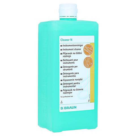 CLEANER Dosierflasche Konzentrat 1000 Milliliter