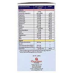 Doppelherz system Schwangere + Mütter DHA + EPA + Folsäure 60 Stück - Linke Seite