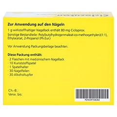 Ciclocutan 80mg/g 6 Gramm N2 - Rückseite