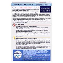 Doppelherz system Schwangere + Mütter DHA + EPA + Folsäure 60 Stück - Rückseite