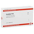 FORMIDIUM D 6 Ampullen 8x1 Milliliter N1