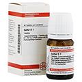 SULFUR D 1 Tabletten 80 Stück N1