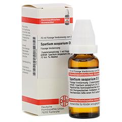 SPARTIUM SCOPARIUM D 3 Dilution 20 Milliliter N1